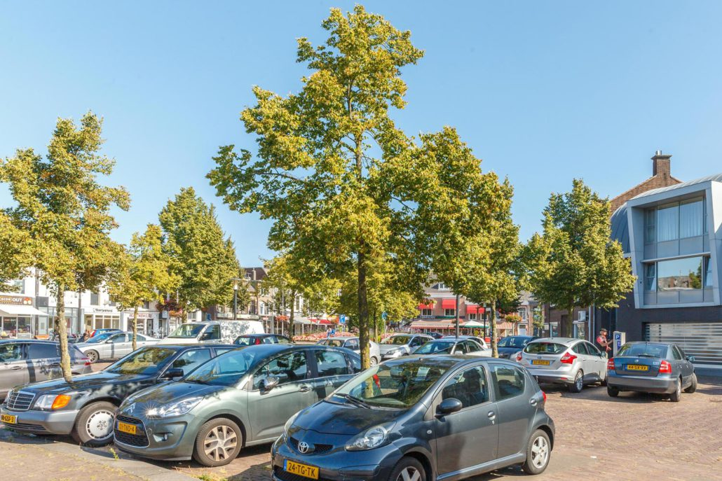 Parkeerplaats Diezerbrink